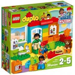 LEGO DUPLO 10833 Przedszkole