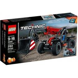 LEGO 42061 Ładowarka teleskopowa
