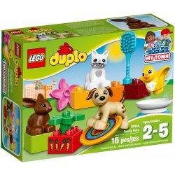 LEGO DUPLO 10838 Zwierzątka domowe