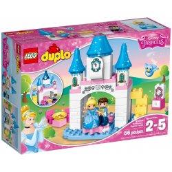 LEGO DUPLO 10855 Magiczny zamek Kopciuszka