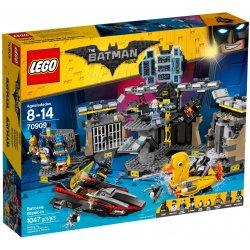 LEGO 70909 Włamanie do Jaskini Batmana
