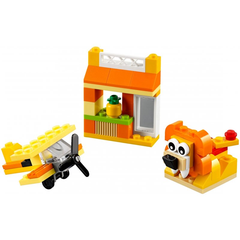 Lego 10709 Orange Creative Box, LEGO® Sets Classic, Bricks ...