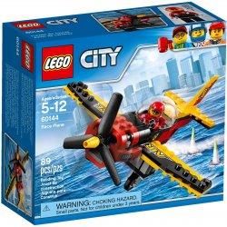 LEGO 60144 Samolot wyścigowy