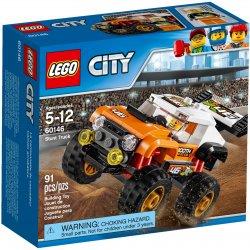 LEGO 60146 Kaskaderska terenówka