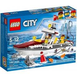 LEGO 60147 Łódź rybacka