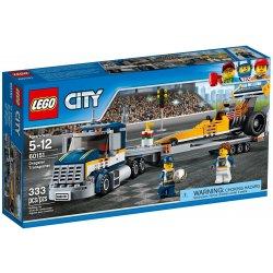 LEGO 60151 Transporter dragsterów