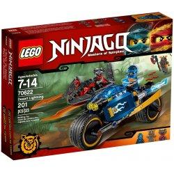 LEGO 70622 Pustynna Błyskawica
