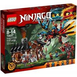 LEGO 70627 Kuźnia Smoka