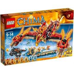 LEGO 70146 Ognista Świątynia Feniksa