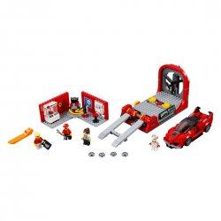 LEGO 75882 Ferrari FXX K i centrum techniczne