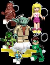 Breloki i Latarki LEGO - MojeKlocki24.pl