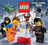 Katalog klocków LEGO 2014 I