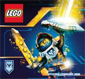 Katalog klocków LEGO 2016 I