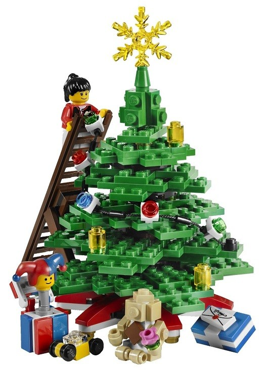 Choinka LEGO - MojeKlocki24.pl
