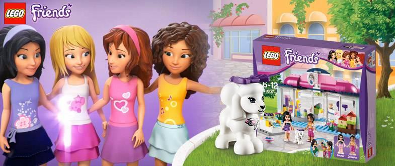 LEGO® Friends, zabawa trwa
