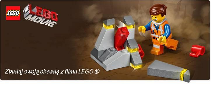 The LEGO® MOVIE™ rozpocznij przygodę z filmem