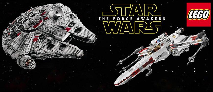LEGO Star Wars VII - Przebudzenie mocy