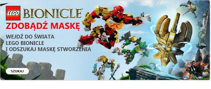LEGO Bionicle - Znajdź Maskę Stworzenia
