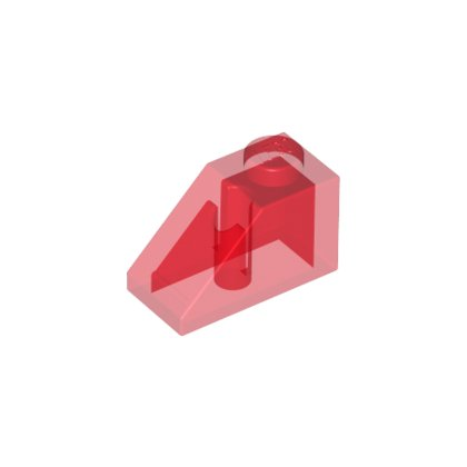 LEGO 6270 Roof Tile 1x2/45° - Tr.