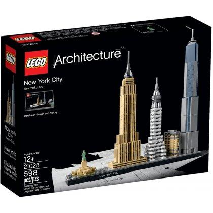 LEGO 21028 Nowy Jork