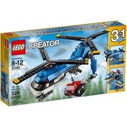 LEGO 31049 Helikopter z dwoma wirnikami