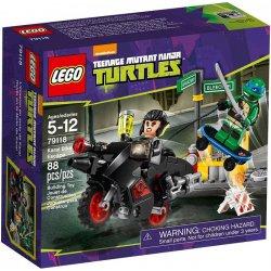 LEGO 79118 Rowerowa ucieczka Karai