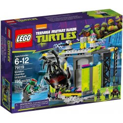 LEGO 79119 Mutation Chamber Unleashed