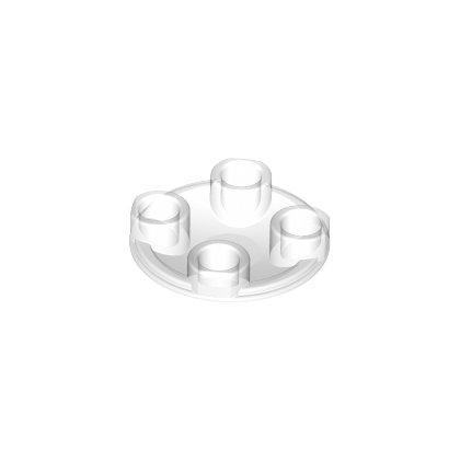 LEGO Part 54196 Slide Shoe Round 2x2