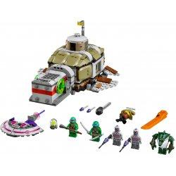 LEGO 79121 Pościg łodzią podwodną żółwi