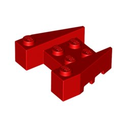 Part 50373 Brick 4x4/18°