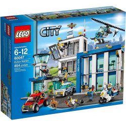 LEGO 60047 Posterunek Policji