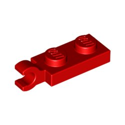 LEGO Part 63868 Plate 2x1 W/holder,vertical