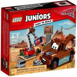 LEGO 10733 Mater's Junkyard