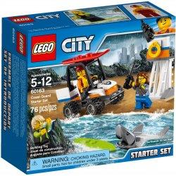 LEGO 60163 Straż przybrzeżna - zestaw startowy