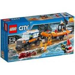 LEGO 60165 Terenówka szybkiego reagowania