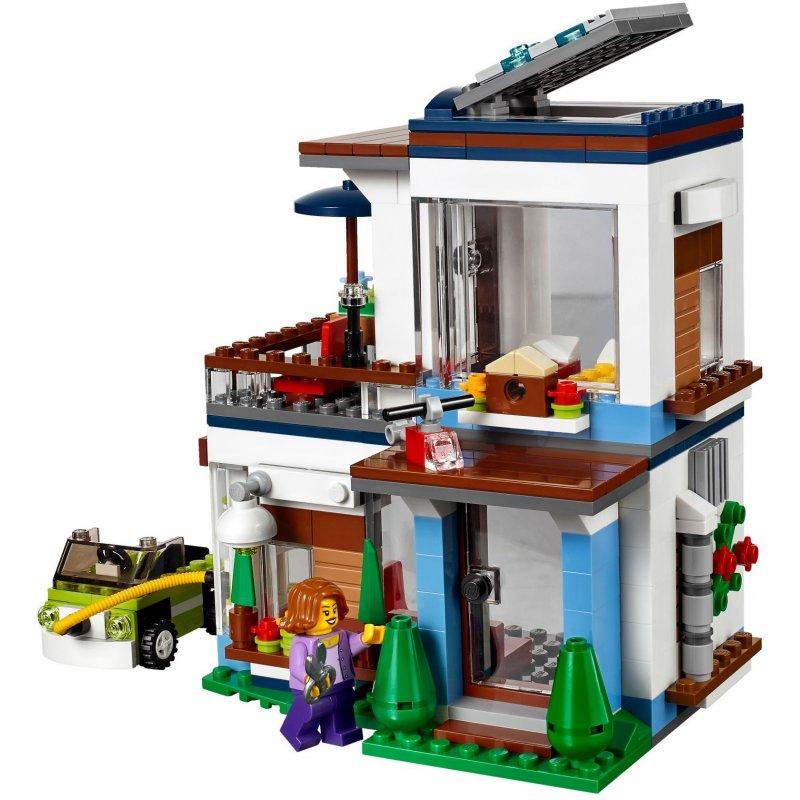 Lego 31068 Modern Home Lego Sets Creator Mojeklocki24