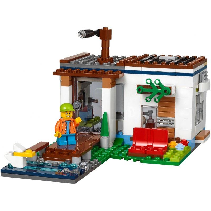 lego 31068 modern home lego sets creator mojeklocki24. Black Bedroom Furniture Sets. Home Design Ideas