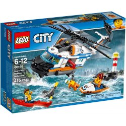 LEGO 60166 Heavy- Duty Rescue Helicopter