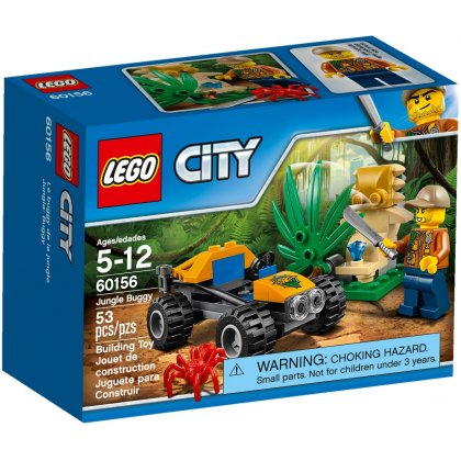 Lego 60156 Jungle Buggy Lego Sets City Mojeklocki24
