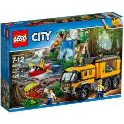 LEGO 60160 Jungle Mobile Lab
