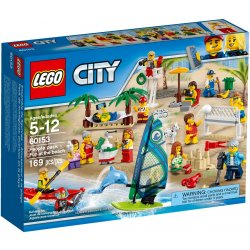 LEGO 60153 People Pack - Fun at the Beatch