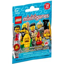 LEGO 71018 Minifigurki Seria 17