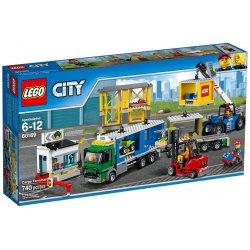 LEGO 60169 Terminal towarowy