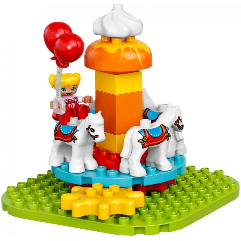 Lego 10840 Duże Wesołe Miasteczko Klocki Lego Duplo Mojeklocki24
