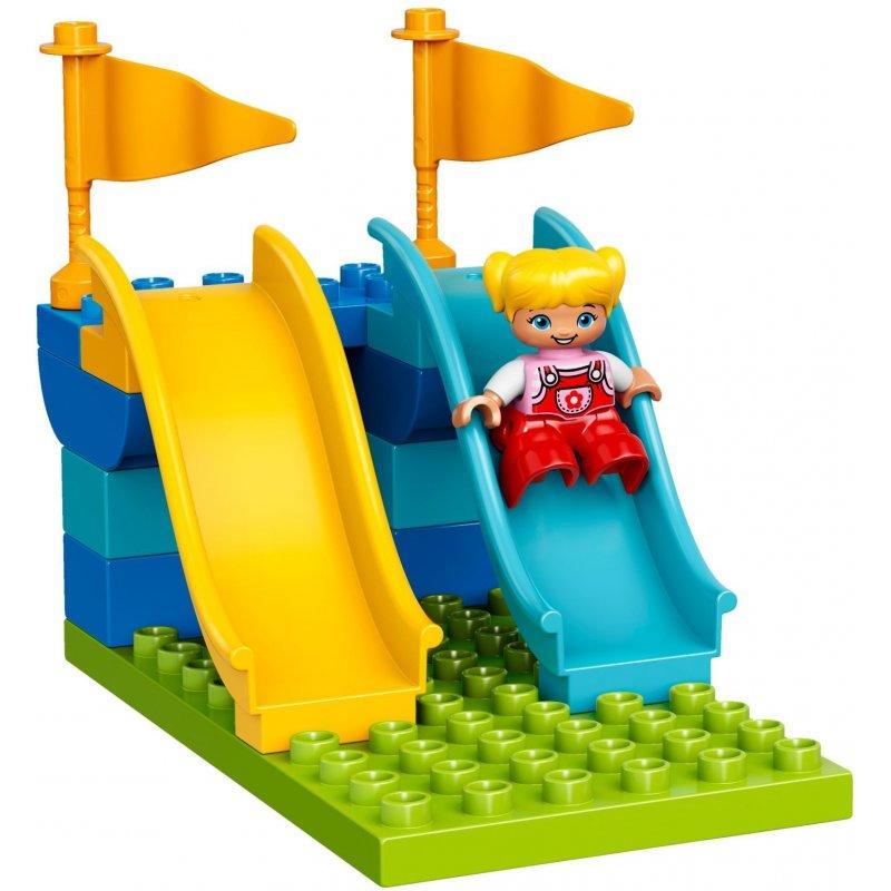 Lego 10841 Wesołe Miasteczko Klocki Lego Duplo Mojeklocki24