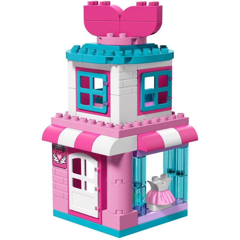 Lego 10844 Minnie Mouse Bow Tique Lego Sets Duplo Mojeklocki24