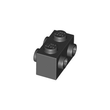 LEGO 52107 Klocek / Brick 1x2 W. Four Knobs