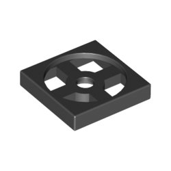 Part 3680 Turn Plate 2x2, Lower Part