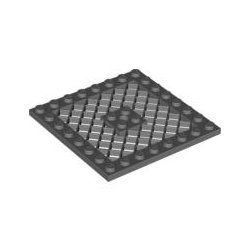 4151 Grid Plate 8x8