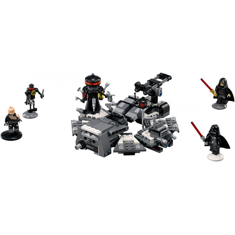 NO BOX Darth Vader Transformation LEGO 75183 Star Wars 2017